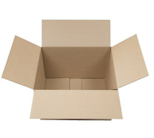 new Medium Moving Boxes For Shipping Supplies Mailing Packing 10 pack