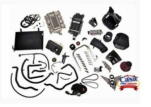Supercharger Kit Roush 422001 Fits 15 16 Ford Mustang