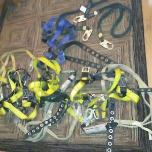 Guardian Fall Protection Harness With Lanyard U s a Complete Safety Harness