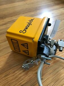 Swagelok 2 way Ball Valve With Electric Actuation