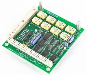 Arcom Aim104 relay8 in8 8 bit Pc 104 Opto isolated Changeover Relay Module Board