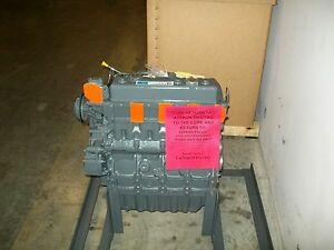 Caterpillar 3034 Remanufactured Engine