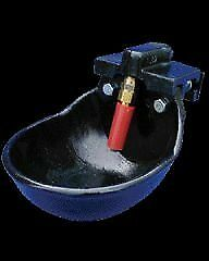 Super Flow Cast Iron Water Bowl For Cattle pack Of 1