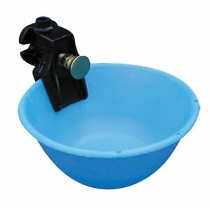 Metal Push Button Water Bowl For Cattle pack Of 1
