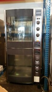 Hobart Chicken Rotisserie Oven Double Stack Hr 7 With Warmer
