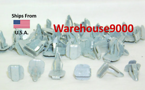 50 Trim Panel Fasteners Auveco 12134 Oem Chrysler 4114785 From 1979 On