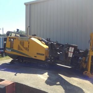 2012 Vermeer D16x20 Sii Directional Drill 1 owner W only 954 Hours