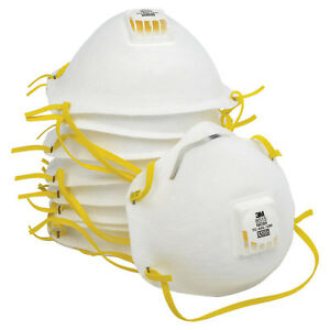 3m N95 Particulate Welding Respirator 8515 10 box Lot Of 1
