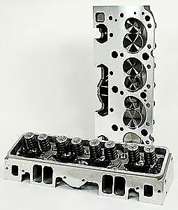Promaxx Performance 2169 185cc Aluminum Cylinder Heads Small Block Chevy