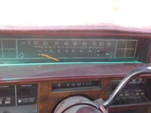 Speedometer Analog Head Only Fits 85 88 Deville 98670