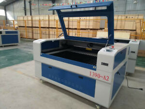 100w Reci Co2 Laser Engraving Cutting Machine With Chiller 1300x900mm