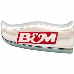 B m 80643 Replacement Automatic Shifter T handle Embossed B m Logo Universal