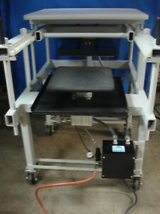 Digital Geo Knight 898 Airpro Commercial Professional 16x20 Shuttle Heat Press