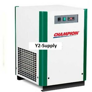New Champion Crn Non cycling Refrigerated Dryer Crn150a2 230v 150 Cfm