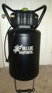 Blue Hawk 20 Gallon 1 8 Hp 170 Psi Air Compressor On Wheels discontinued Item