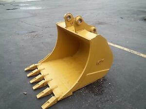 New 36 Caterpillar 307b Excavator Bucket With Pins