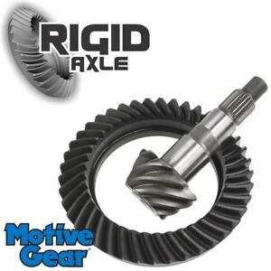 Front Jeep Jk Rubicon Dana 44 Motive 4 56 Differential Ring And Pinion Gear Set