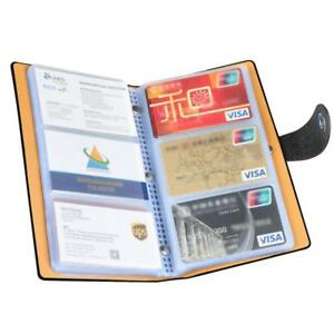 Business Card Organizer Ibayam 300 Slots Holder Cards Organizer For Gift