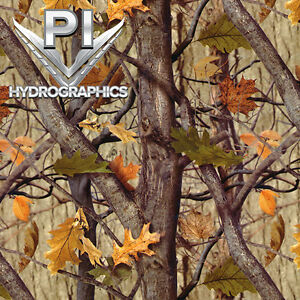 Hydro Dipping Water Transfer Printing Hydrographic Film Wood N Trail Camo Rc 529