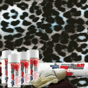 Hydro Dipping Water Transfer Printing Hydrographic Dip Kit Crazy Leopard Dd 951