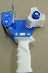 Uline H 150 2 Inch Industrial Side Loader Handheld Tape Dispenser Gun Boxed New