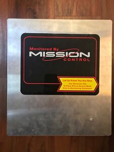 Mission Communications Cellular Monitoring System Unit Rtu Scada Cell Alarm