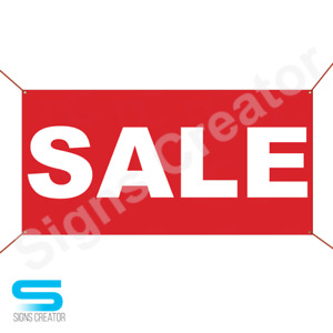 Sale Banner Holiday Clearance Sale Banner Business Advertising Sign Banner