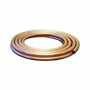 Mueller Industries Gidds 203333 Copper Tubing Boxed 5 8 Od X 20