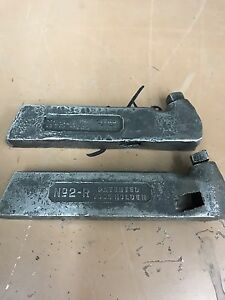 Armstrong No 2 r 3 8 Tool Holder Lot Of 2 Well Used
