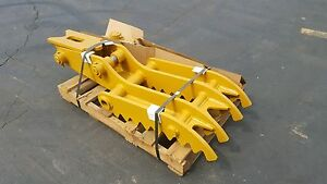 New 18 X 50 Heavy Duty Hydraulic Excavator Thumb