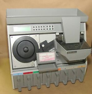 Scan Coin Sc22 Coin Sorter Change Counter Bagger New In Box