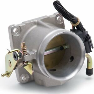 Edelbrock 3824 65mm Throttle Body 1986 93 Mustang 5 0l