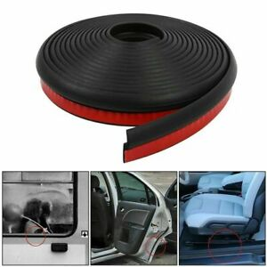 Z Shape 4m Universal Car Door Window Epdm Rubber Seal Hollow Weather Strip Lj4