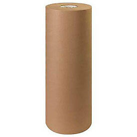 Wrapping Paper 40 lb Kraft 36 x900 Lot Of 1