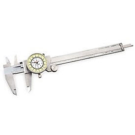 6 Fractional Dial Caliper Lot Of 1