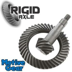 Front Gm Chevy 8 25 Ifs 10 Bolt Motive 4 56 Differential Ring Pinion Gear Set