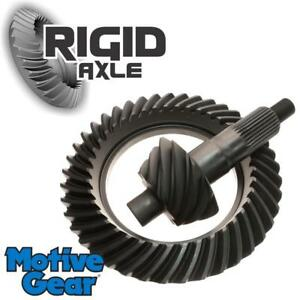 Gm Chevy 10 5 14 Bolt Motive Gear 3 73 Differential Ring And Pinion Gear Set