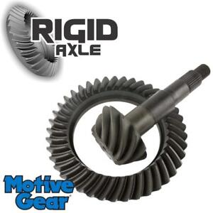 Gm Chevy 11 5 14 Bolt Motive Gear 3 73 Differential Ring And Pinion Gear Set