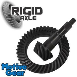 Gm Chevy 9 5 14 Bolt Motive Gear 3 73 Differential Ring And Pinion Gear Set
