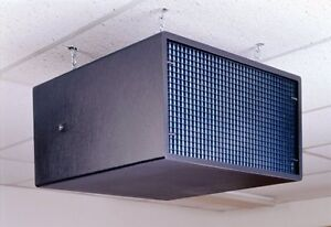 Muscle Machine Commercial Smoke Eater Ceiling Mount