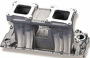 Weiand 1985wnd Hi Ram Tunnel Ram Intake Manifold Big Block Chevy