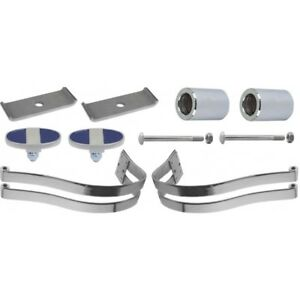 Model A Ford Rear Bumper Master Kit Chrome Late 1928 29only 28 22008 1