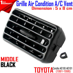 Toyota Corolla Ae101 Ae100 Ae111 1991 98 Middle Grille Air Condition A C Vent