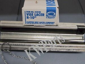 Round Hay Baler Belt Clipper Vice Lacer R10 Tool 10 Tool 03020