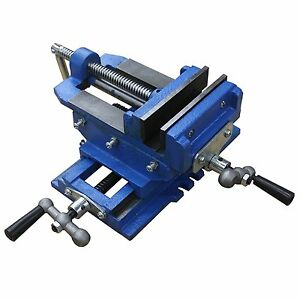 Vise 2 Way 4 Drill Press X y Compound Cross Slide Mill Hardware Factory Store