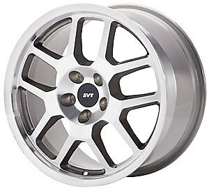 Ford Racing M 1007 s1895 Mustang Shelby Gt500 Wheel 2005 14 Mustang V6 gt gt500