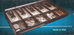 Mmf Coin Bill 10 Compartments Cash Tray 2252862c04