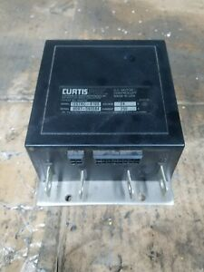 Used Working Curtis Controller 1207ac 6103