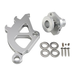 Fits Ford 96 04 Mustang Billet Triple Hook Clutch Quadrant Firewall Adjuster Kit