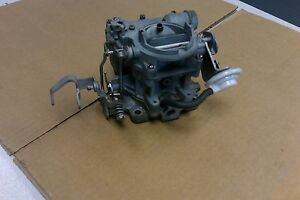 Rochester 2gv Carburetor Buick Jeep Amc